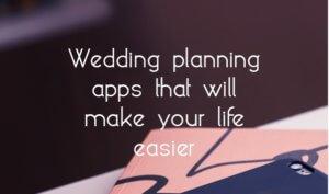 Wedding Planner Apps