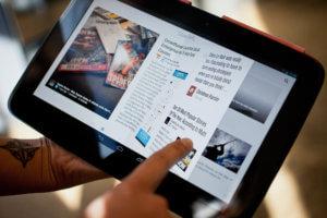 Top 5 Magazine Apps